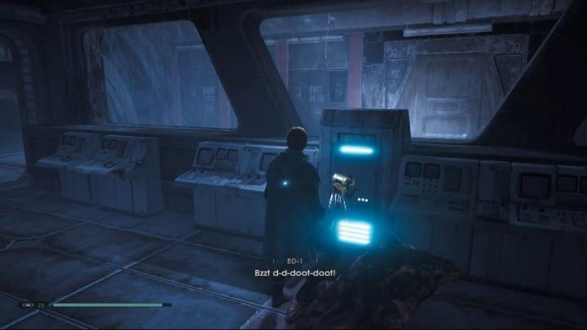 Как решить головоломку с водой находящейся под напряжением в локации Разбитое крыло, на планете Богано в Star Wars Jedi Fallen Order?