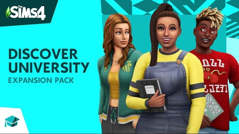 Гайд по DLC Discover University для The Sims 4