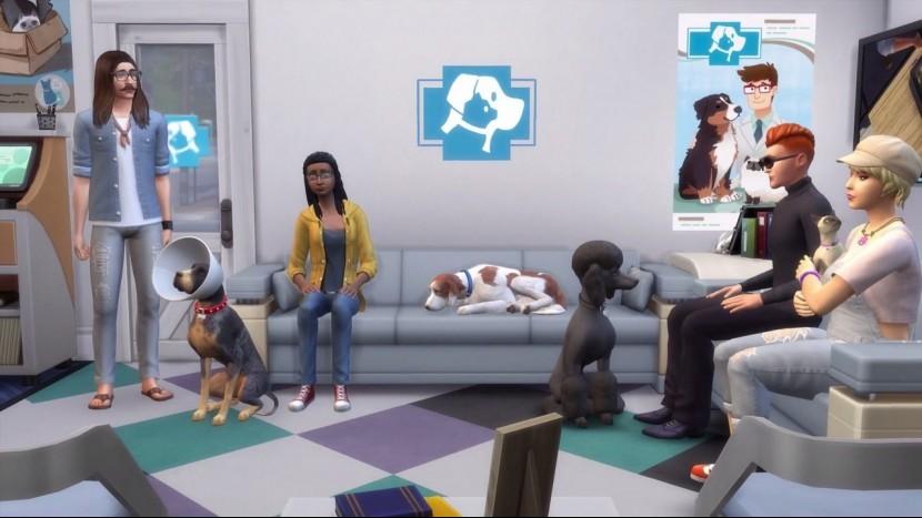 Гайд по прохождению The Sims 4 Cats and Dogs  (Симс 4: кошки и собаки)