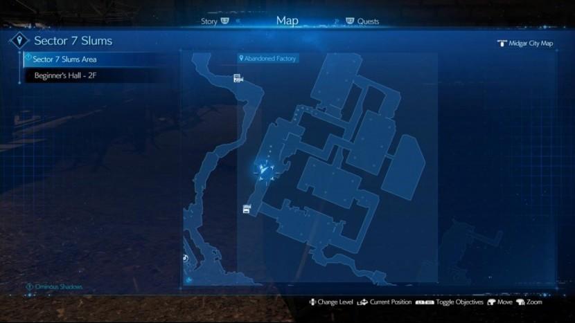 Final Fantasy 7 Remake: как найти карточку-ключ во время побочной миссии в главе 3