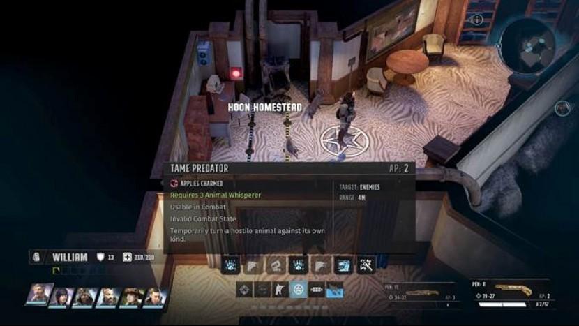 Как использовать перки и способности в Wasteland 3?