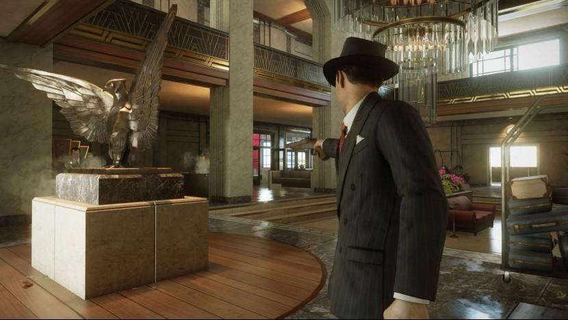Mafia Definitive Edition: Как изменить внешний вид главного героя?