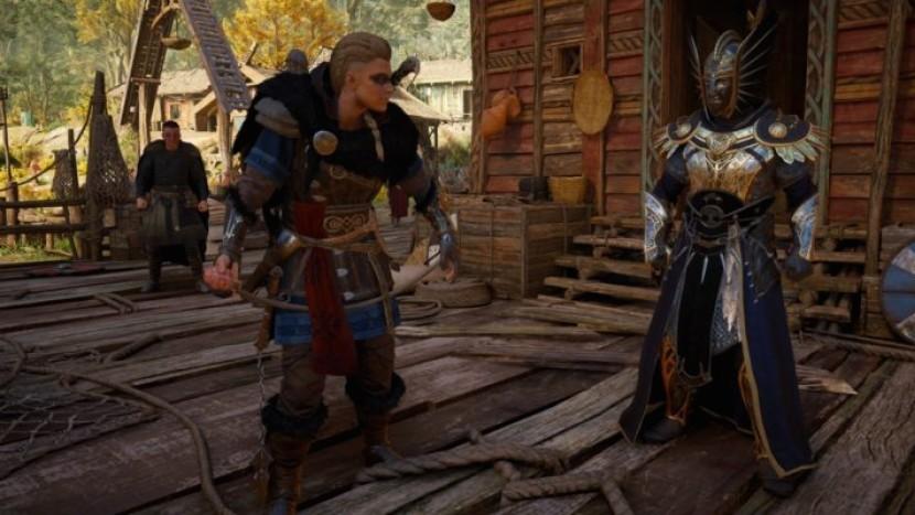 Assassin's Creed: Valhalla - кто такие Джомсвикинги?