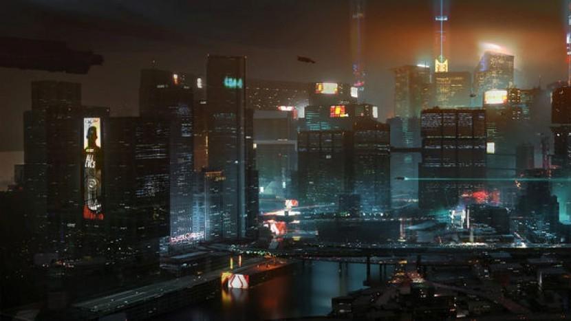 Корпорации в Cyberpunk 2077