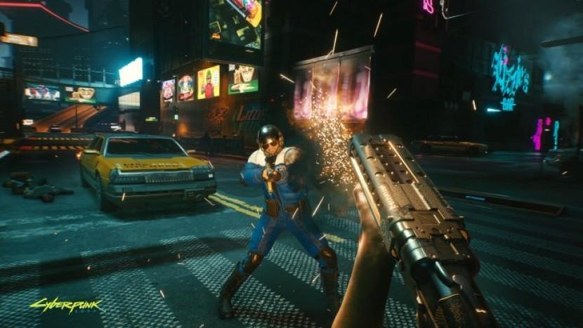 Cyberpunk 2077 – советы по оружию, боевой системе и укрытиям