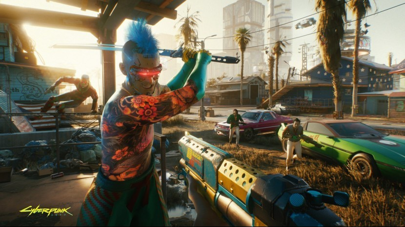 Перк «Мусорщик» («Scrapper») в Cyberpunk 2077