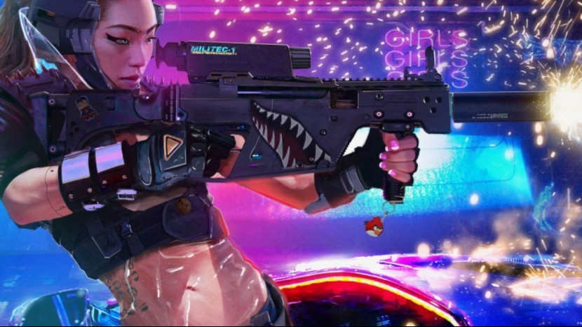 Cyberpunk 2077 - где найти легендарное, культовое, эпическое оружие и мечи