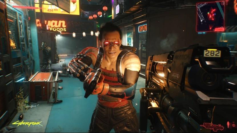 Cyberpunk 2077 - где находятся продавцы оружия (на карте)