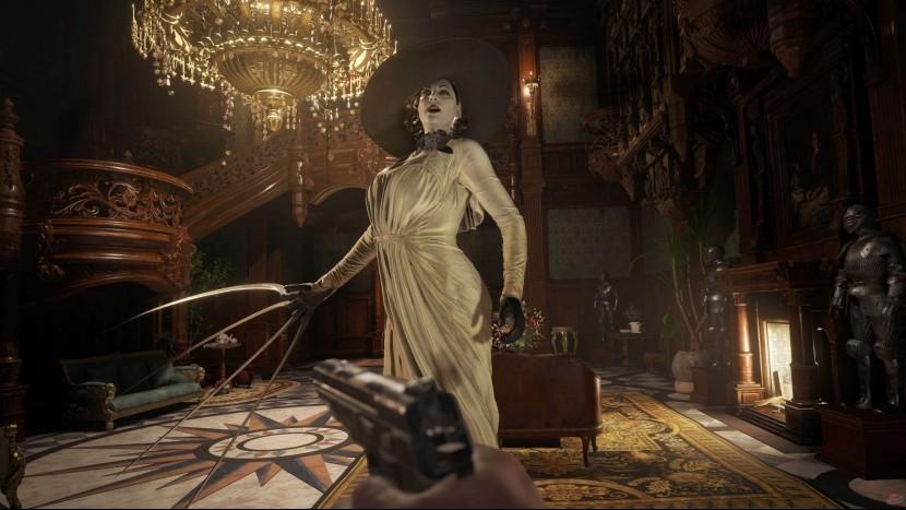 Resident Evil: Village - сокровища, оружие и улучшения