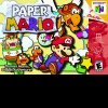 топовая игра Paper Mario