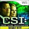 CSI: Crime Scene Investigation: Deadly Intent
