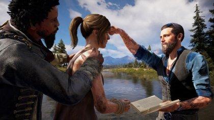 Новый трейлер Far Cry 5 и несколько скриншотов, рассказывающие о cопротивлении