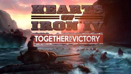 С приходом дополнения «Together for Victory» в Hearts of Iron 4 появится система автономий
