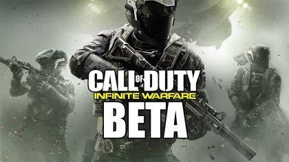 В бета-версию Call of Duty: Infinite Warfare был добавлен новый режим и карта