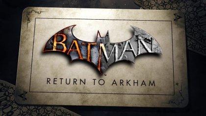 Переиздание под названием Batman: Return to Arkham имеет теперь новую дату выхода – 21 октября