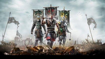 Видеознакомство с тремя героями из For Honor перед альфа-тестированием