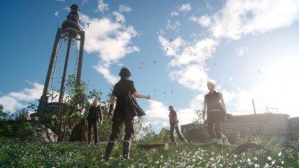 К сожалению, только первая половина прохождения Final Fantasy XV пройдёт в открытом мире