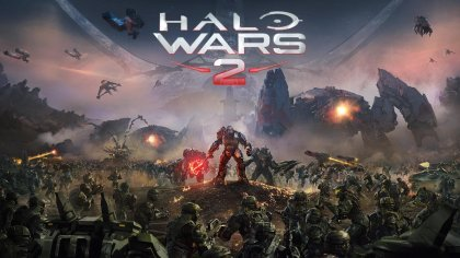 «Gamescom 2016»: Первая демонстрация игрового процесса Halo Wars 2