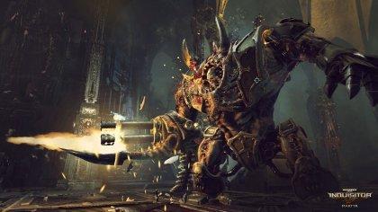 «Blood and Gore» – Новый трейлер для Warhammer 40 000: Inquisitor – Martyr