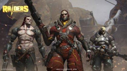 Состоялась премьера геймплея нового брутального шутера Raiders of The Broken Planet