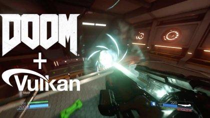 Новый DOOM обзавёлся поддержкой «Vulkan API»