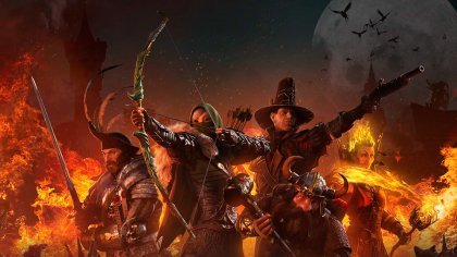 Состоялся анонс дополнения «Drachenfels» для Warhammer: End Times – Vermintide