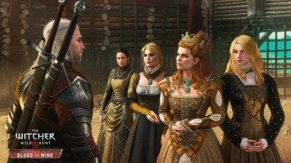 Появились новые шикарные скриншоты из The Witcher 3: Wild Hunt – Blood and Wine