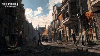 Появился первый трейлер игры Sherlock Holmes: The Devil's Daughter