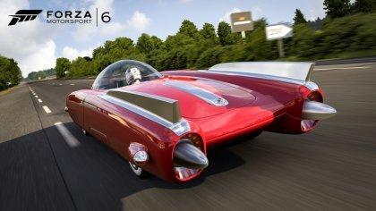 В Forza Motorsport 6 появилось авто из Fallout 4