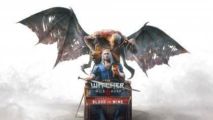 Появилась официальная обложка The Witcher 3: Wild Hunt – Blood and Wine
