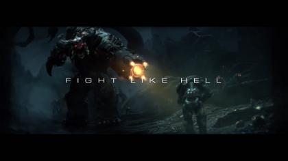 Новый DOOM обзавёлся живым-экшен трейлером – «Fight Like Hell!»