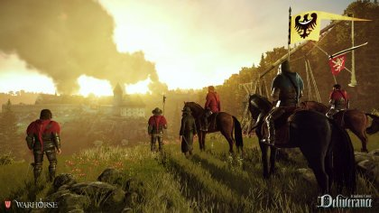 В Kingdom Come: Deliverance открыт бета-тест!