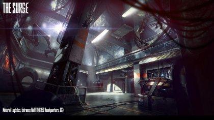 Первый видеоролик, демонстрирующий геймплей игры The Surge
