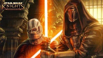 Ведётся работа над неофициальным ремейком Star Wars: Knights of the Old Republic