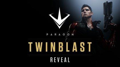 Epic Games анонсировали новый шутер - Paragon