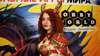 «Воины Хаоса» из вселенной Warhammer 40.000 посетили ИгроМир 2015