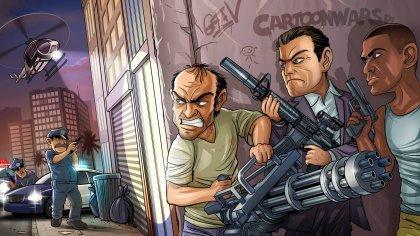 Rockstar отказалась от сюжетных DLC ради GTA Online