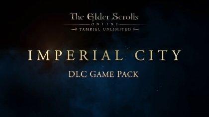Новые детали дополнения «Imperial City» для The Elder Scrolls Online