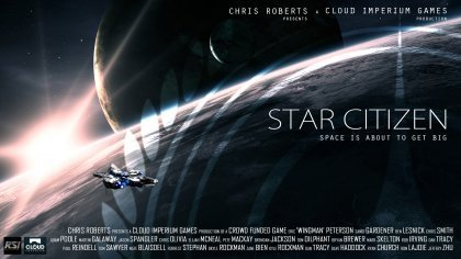 Эксклюзивные детали геймплея Star Citizen в новом видеоматериале
