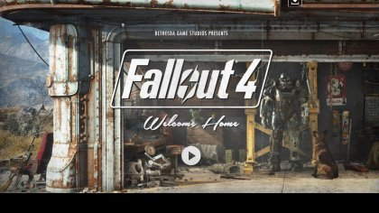 Стало известно, почему Fallout 4 анонсировали так близко к релизу