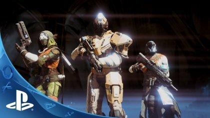 Для DLC «The Taken King» к Destiny сделали кинематографический трейлер