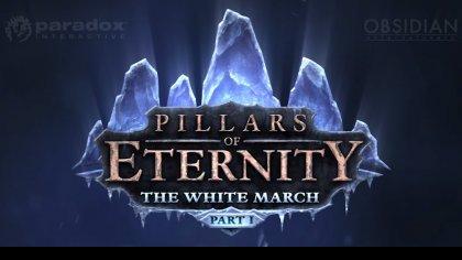 Известна дата выхода DLC «The White March» для Pillars of Eternity