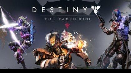 В DLC «The Taken King» для Destiny грядут большие перемены
