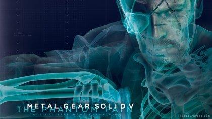 На Gamescom 2015 представят новые ролики из MGS: The Phantom Pain
