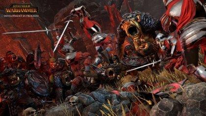 Представлен первый геймплей Total War: Warhammer