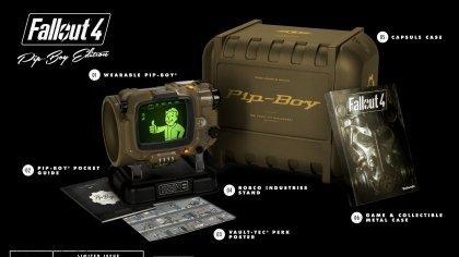 Выпускать Pip-Boy`и из Fallout 4 больше не будут