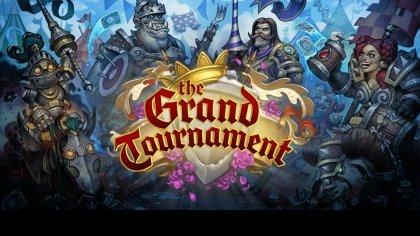 DLC «The Grand Tournament» для Hearthstone выйдет в августе