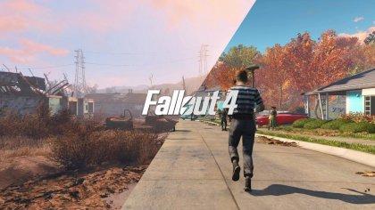 В Fallout 4 упор делается не на графику