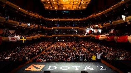 Чемпионат «The International 2015» по Dota 2 можно будет посмотреть в кинотеатре