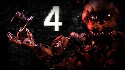 Популярный ужастик Five Nights at Freddy's 4 выйдет намного раньше